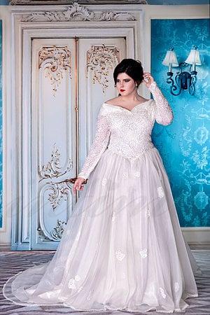 Свадебное платье Lignature, Италия Briley фото