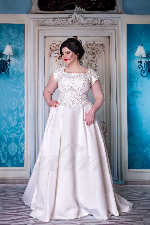 97045d382329dd7 Свадебное платье Bella Anika, 41306 - купить по выгодным ценам в ...