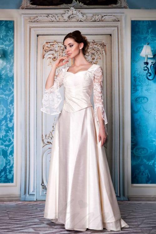 28cb4537daf Свадебные платья из атласа - купить в Украине