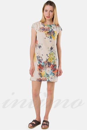 Платье, вискоза, шелк MR520, Украина MR2141 фото
