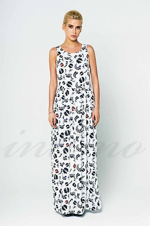Платье, вискоза Nenka, Украина N243 фото