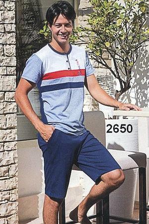 Комплект: футболка и шорты, хлопок Denny's, Италия 2650 фото