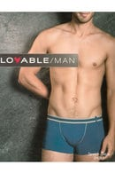 Трусы мужские boxer, хлопок Lovable, Италия L02FS фото