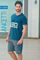 Домашний костюм, хлопок Lancetti, Италия LB3003 фото