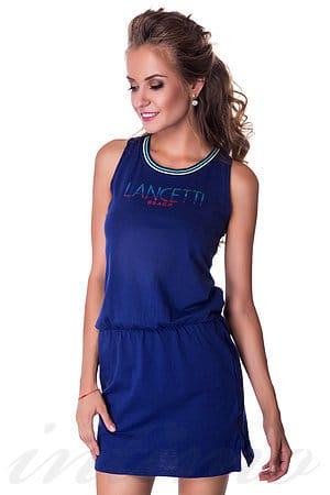Домашнее платье, хлопок Lancetti, Италия LB5040 фото