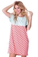 Домашнее платье, хлопок Snelly, Италия 64790 фото