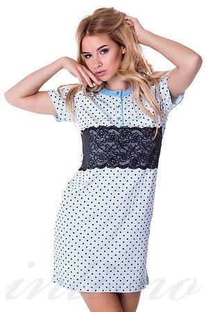 Домашнее платье, хлопок Snelly, Италия 64781 фото