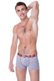 Трусы мужские boxer, 3 штуки