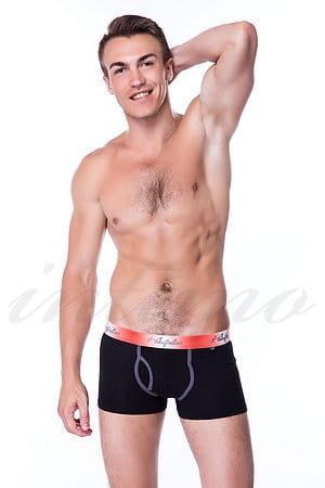 Трусы мужские boxer, 3 штуки Australian, Италия AB104T фото