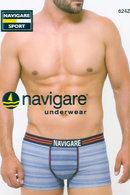 Трусы мужские boxer, хлопок Navigare, Италия 624 фото