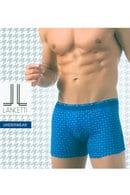 Трусы мужские boxer, хлопок Lancetti, Италия LB402S фото