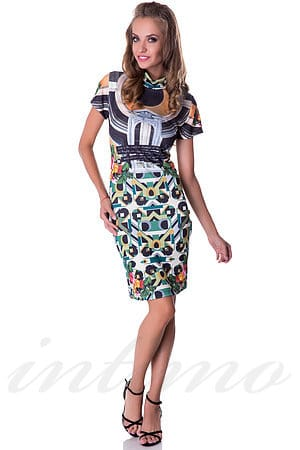 Платье Risskio, Италия F80243 фото