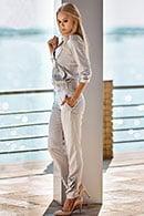 Товар с дефектом: брюки, тенсел Ora, Украина 500102 фото