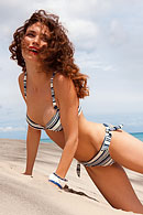 Товар с дефектом: купальник c push up, плавки слип Si e Lei, Италия ED26 фото