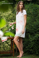 Товар с дефектом: домашнее платье, вискоза Doremi, Италия 10586 фото