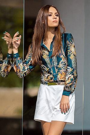 Товар с дефектом: блузка Ora, Украина 500143 фото