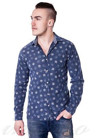 Товар с дефектом: рубашка, хлопок Denim & Vintage, Италия 543101 фото