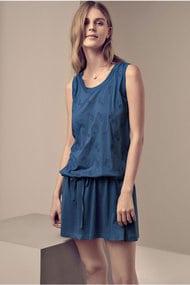 Homemade dress, cotton