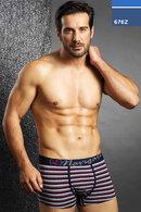 Трусы мужские boxer, хлопок Navigare, Италия 676Z фото