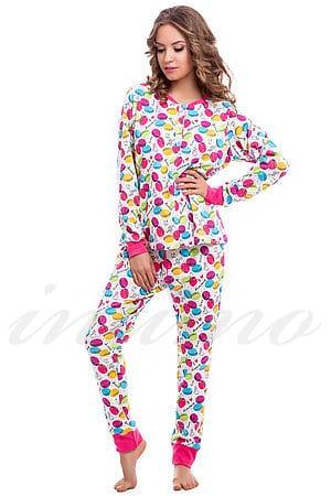 Пижама, хлопок German Volf, Украина 70150370 фото