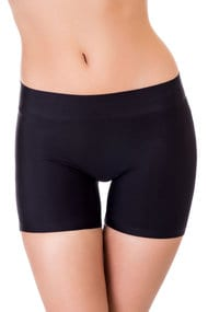 Slimming panties shorts with push up effect