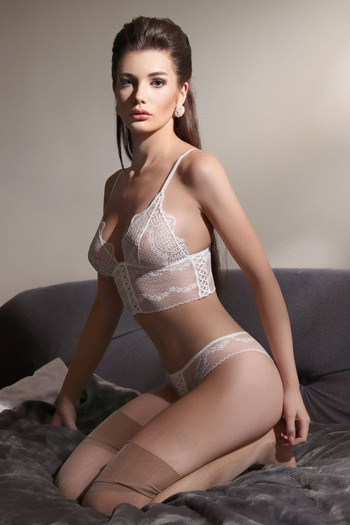 2102c14a4 Set underwear  bra with soft cup and panties Brazilian