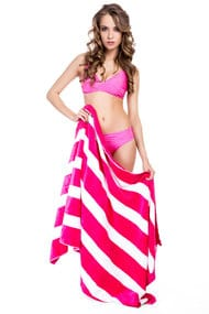 Beach towel, cotton