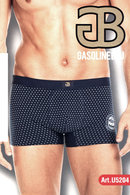 Трусы мужские boxer, хлопок Gasoline Blu U5204F