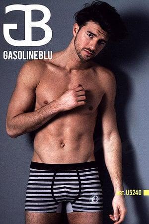 Трусы мужские boxer, хлопок Gasoline-Blu, Италия U5240F фото