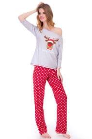 Товар с дефектом: пижама, хлопок