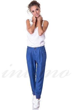 Товар с дефектом: брюки, шёлк MET, Италия S074 фото
