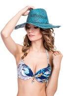 Товар с дефектом: шляпа La plage, Франция 3273-1 фото