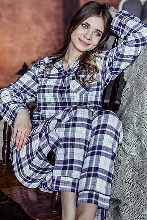 Пижама, хлопок Key, Польша LNS417B7-1 фото