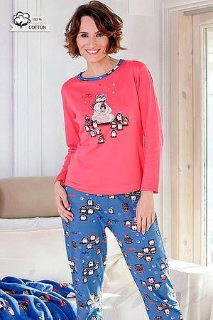 Пижама, хлопок Massana, Испания P671235 фото