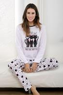 Пижама, хлопок Massana P671274, 49187