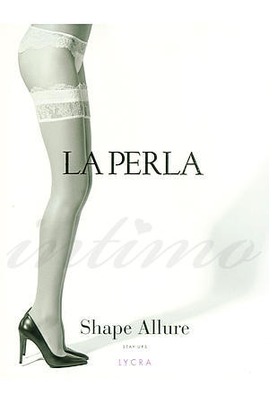 Чулки, 8 den LA PERLA, Италия Shape Allure фото