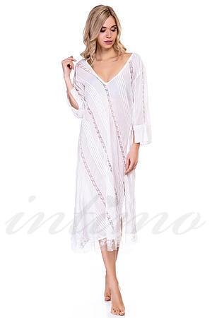 Платье пляжное, хлопок Iconique, Италия 4104-KA фото