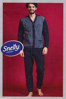 Домашний костюм, хлопок Snelly 79670