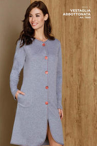 Bathrobe for women, cotton