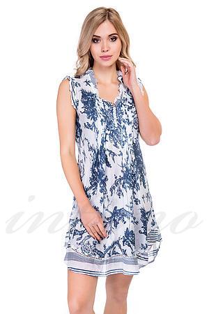 Платье, хлопок Iconique, Италия 4117-KA фото