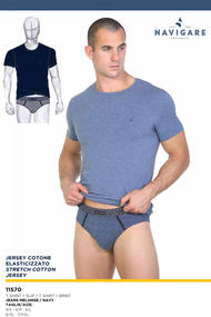 T-shirt Mike and panties men's slip, cotton
