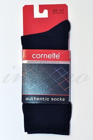Шкарпетки чоловічі, бавовна Cornette, Польща Authentic-1 фото