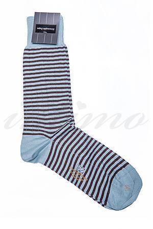 Шкарпетки чоловічі, бавовна Ermenegildo Zegna, Італія ZA9992-60 фото