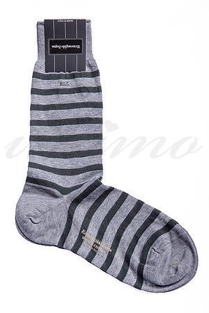 Шкарпетки чоловічі Ermenegildo Zegna, Італія ZA9992-27 фото