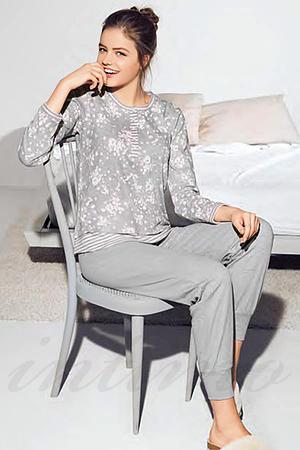 Товар з дефектом: піжама, бавовна Infiore, Італія CAN651036 фото