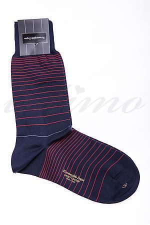 Шкарпетки чоловічі Ermenegildo Zegna, Італія ZA9992-40 фото