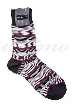 Шкарпетки чоловічі, бавовна Ermenegildo Zegna, Італія ZA9992-49 фото