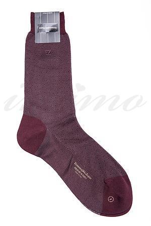 Шкарпетки чоловічі Ermenegildo Zegna, Італія ZA9992-57 фото