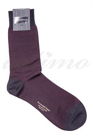 Шкарпетки чоловічі Ermenegildo Zegna, Італія ZA9992-58 фото
