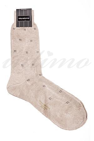 Шкарпетки чоловічі Ermenegildo Zegna, Італія ZA9992-10 фото